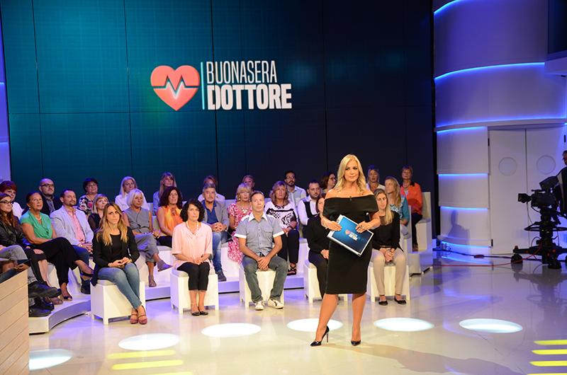 Monica Di Loreto Buonasera Dottore Prima puntata