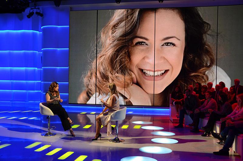 Valeria Graci e Monica Di Loreto