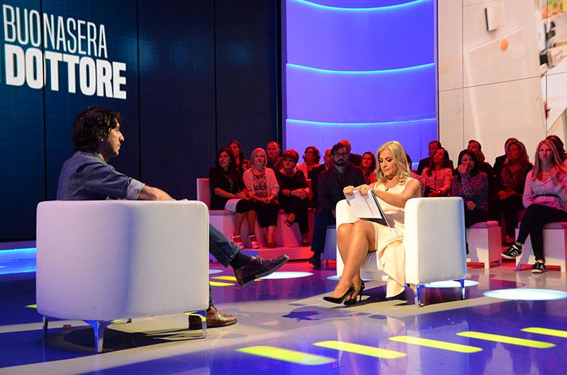 Monica Di Loreto e Valter Longo